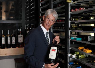 La Masseria PBG's General Manager Massimo De Luca