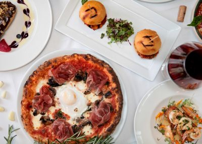 La Masseria Florida | A medley of some of our dishes
