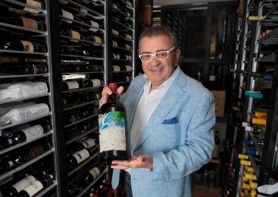 Pepe Iuele | Co-owner of La Masseria