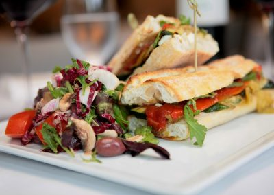 La Masseria Florida | Vegetable Panini
